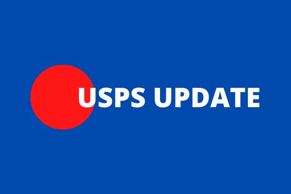 USPS update