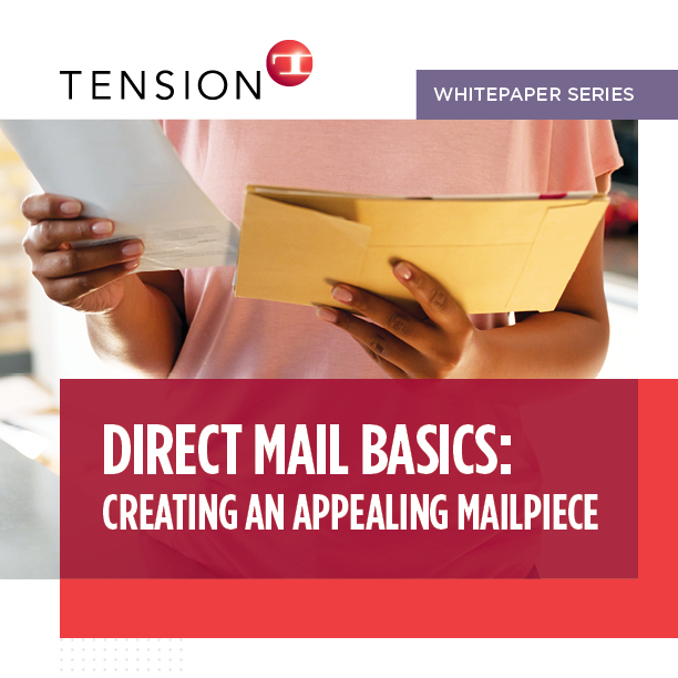 Creating an Appealing Mailpiece cover