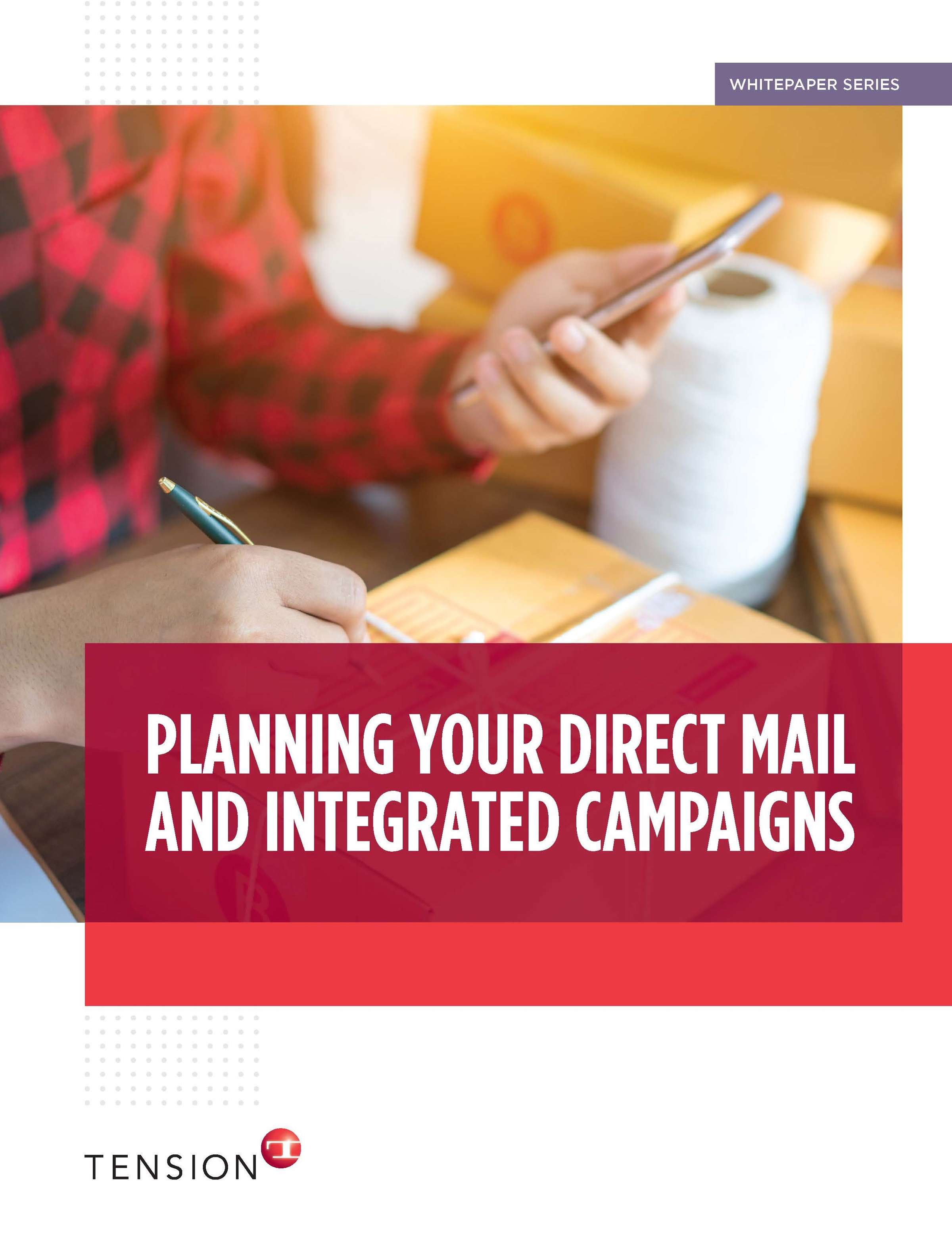 Planning your Direct Mail Campaign