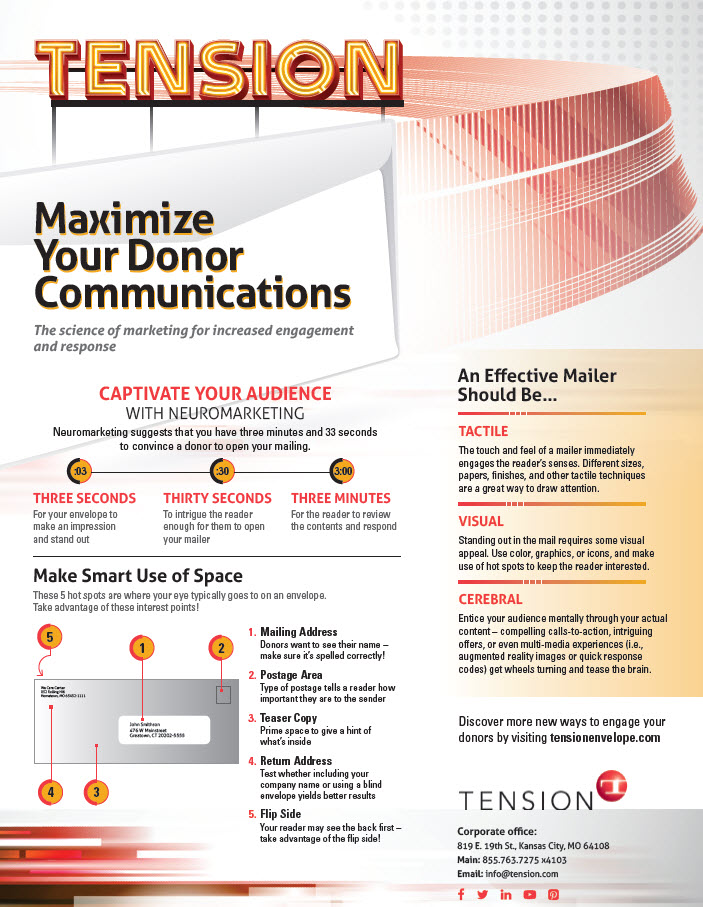 Maximize Donor Communications Guide