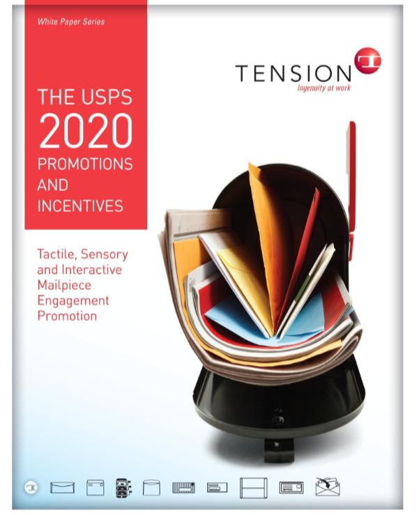 USPS 2020 TSI Promo