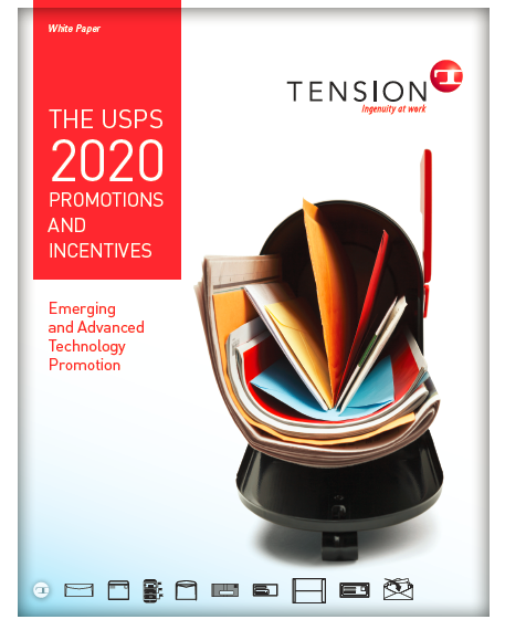 USPS 2020 Emerging and Advanced Technology promotion white paper