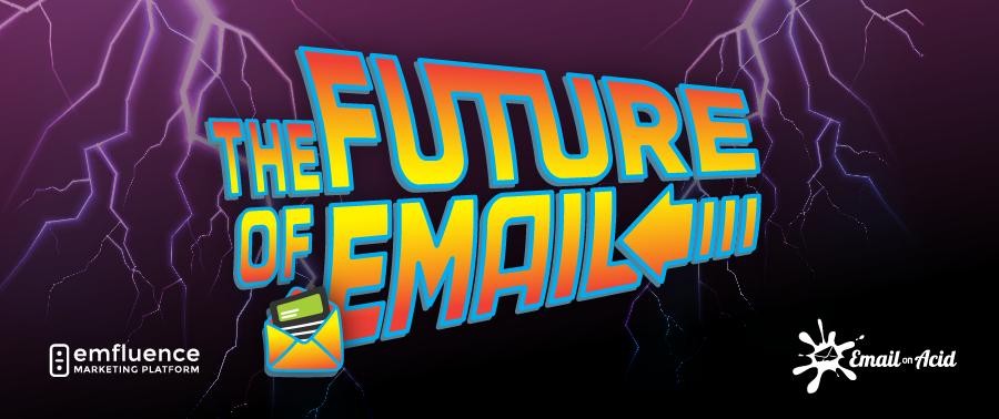 Email Future Webinar