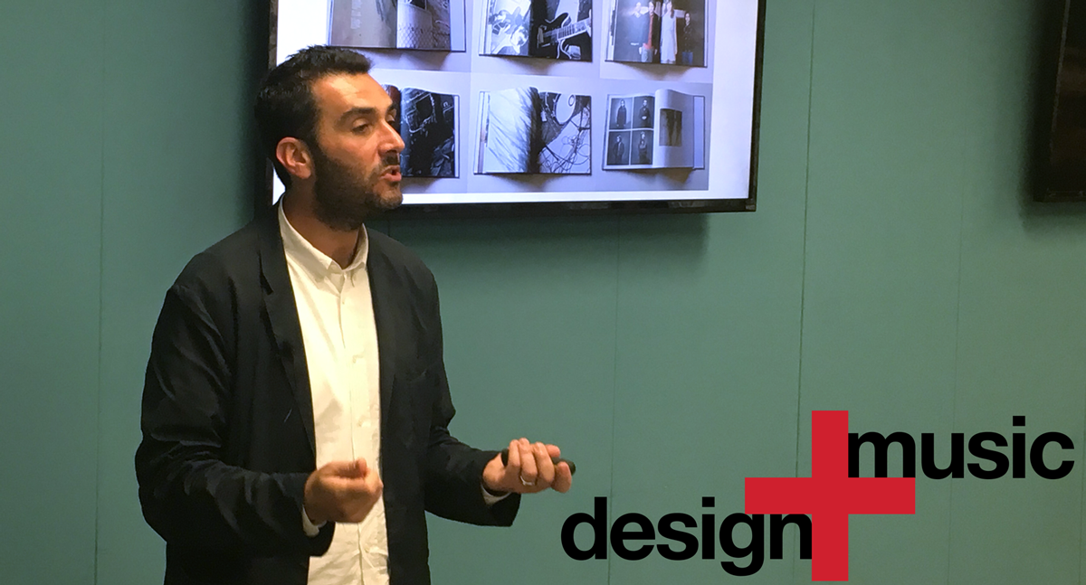 Lawrence Azerrad: Music + Design