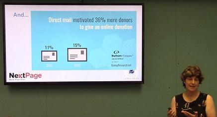 Direct Mail & Nonprofits Seminar Video